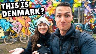 First Impressions of COPENHAGEN (strangest place we've ever been)