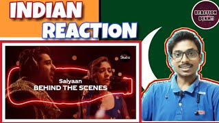 Indian Reacts To :- Saiyaan | BTS | Shuja Haider, Rachel Viccaji | Coke Studio Season 12