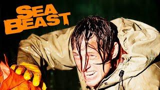 Sea Beast - Das Ungeheuer aus der Tiefe (Horror, kompletter Film), ganze Filme deutsch