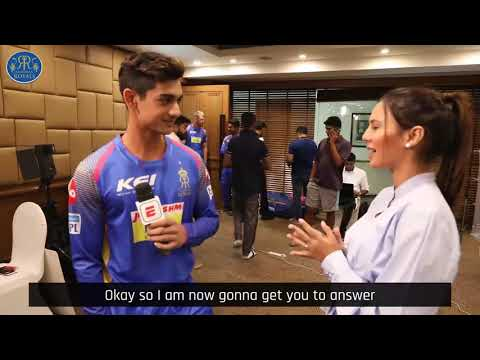 Aryaman Birla   ESPN Chat   IPL 2018   Rajasthan Royals