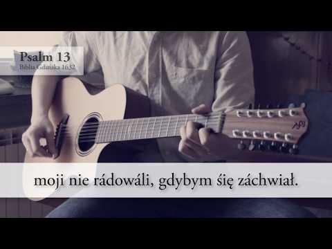 Psalm 13 – Biblia Gdańska 1632