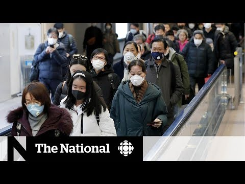 CBC News: The National: China tightens restrictions on travel as coronavirus spreads