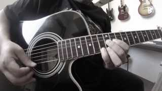 Sidewinder Acoustic Solo (Cover)