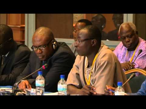 High level Science - Policy Session - Climate Change, Agriculture and Food Security (CCAFS)