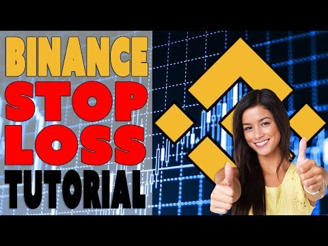 Binance Stop Loss Tutorial and How to Buy IOTA on Binance Exchange