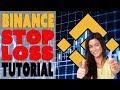 Binance Stop Loss Tutorial and How to Buy IOTA on Binance Exchange