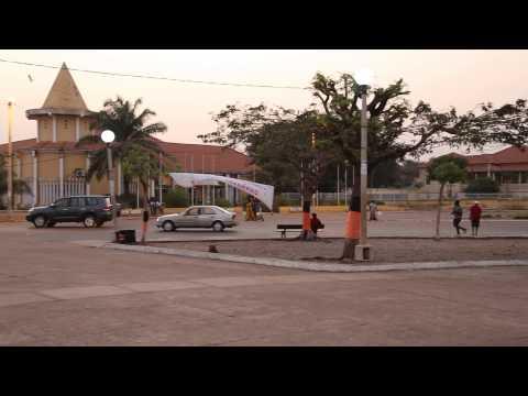 Guinée Bissau Bissau centre ville / Guinea Bissau Bissau City center