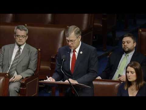 Babin Speaks in Support of NASA Transition Authorization Act of 2017