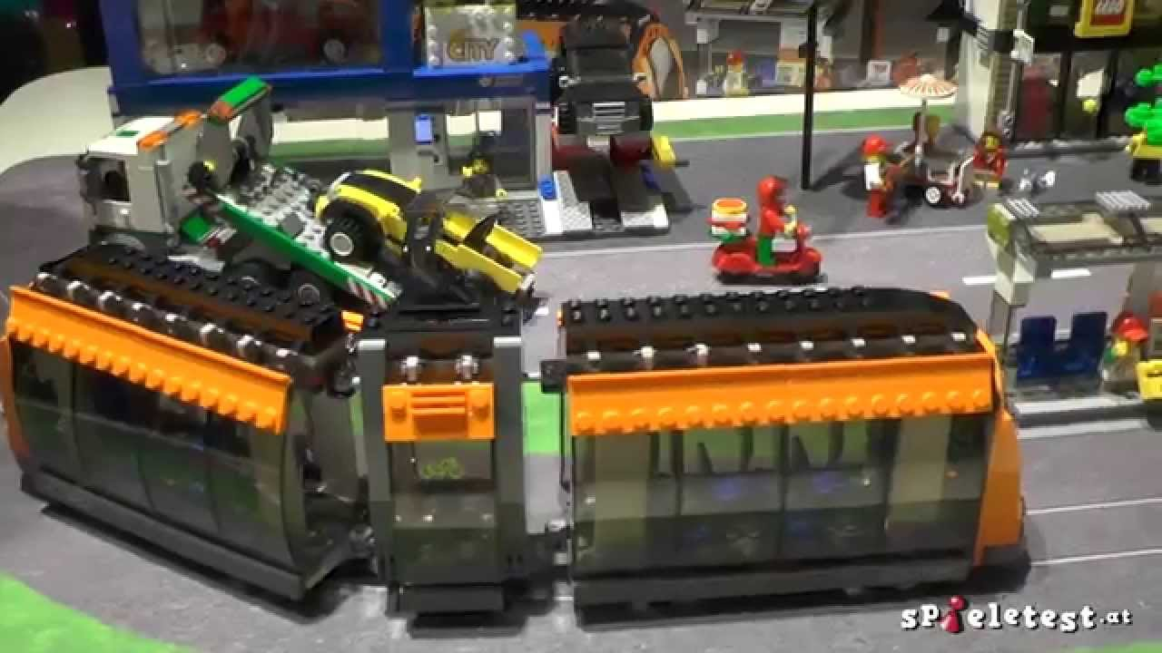 spieletest.at presents Lego City 2015 Sets - YouTube