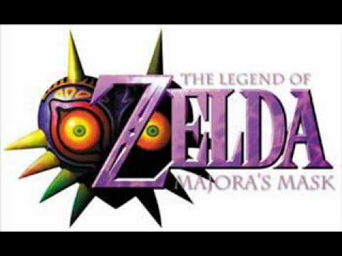 Zelda: Majoras Mask - Elegy of Emptiness