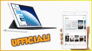 iPad Air e iPad mini 2019 sono UFFICIALI!