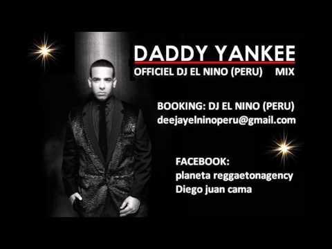 REGGAETON MIX DADDY YANKEE DJ EL NINO (PERU) MIX.wmv