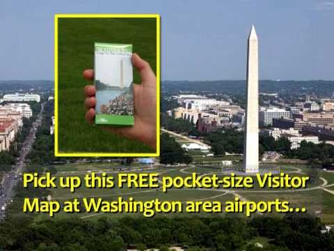 Save Our Mall: National Mall Visitor Map & Guide
