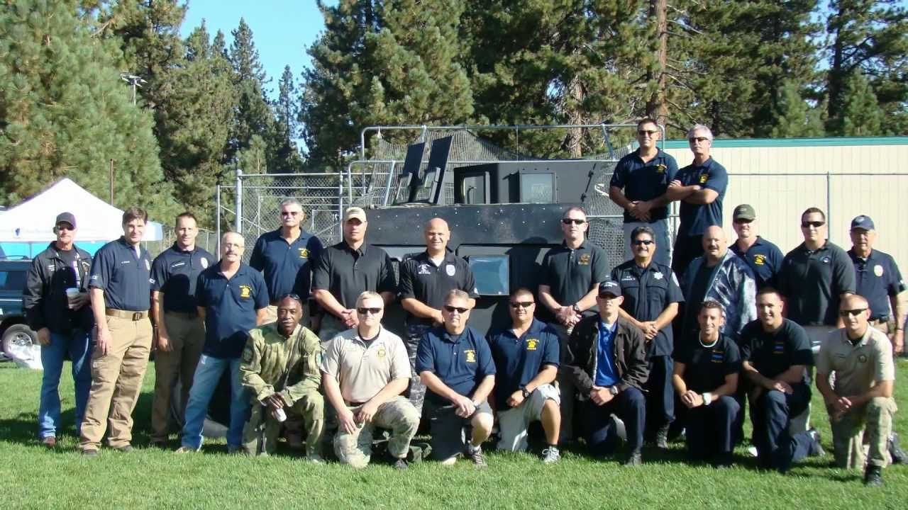 South Lake Tahoe Police Department 2012 K9 Trials - YouTube