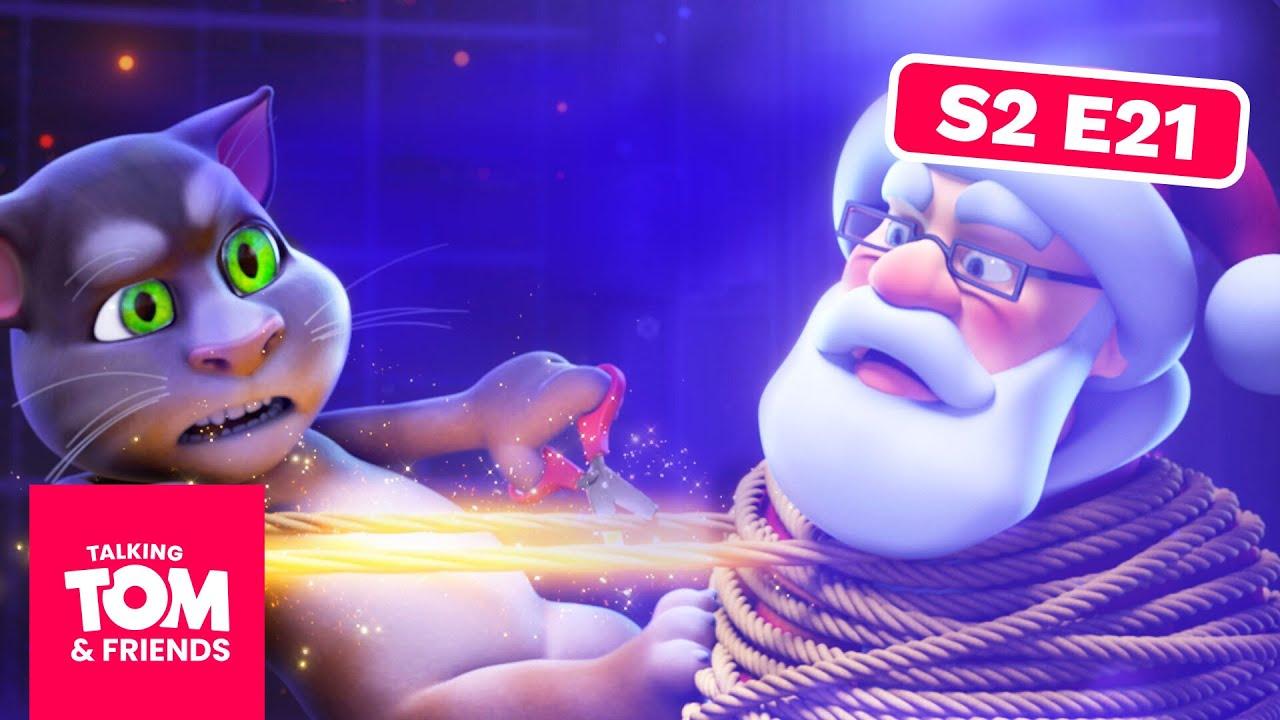 Download Talking Tom & Friends -  Saving Santa | Season 2 Episode 21
