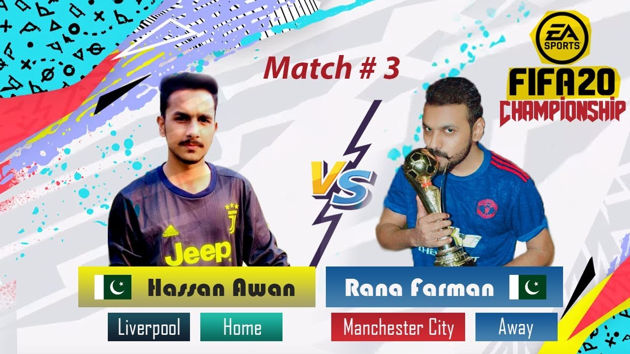 Fifa 20 | liverpool vs manchester city | ucl | champians league