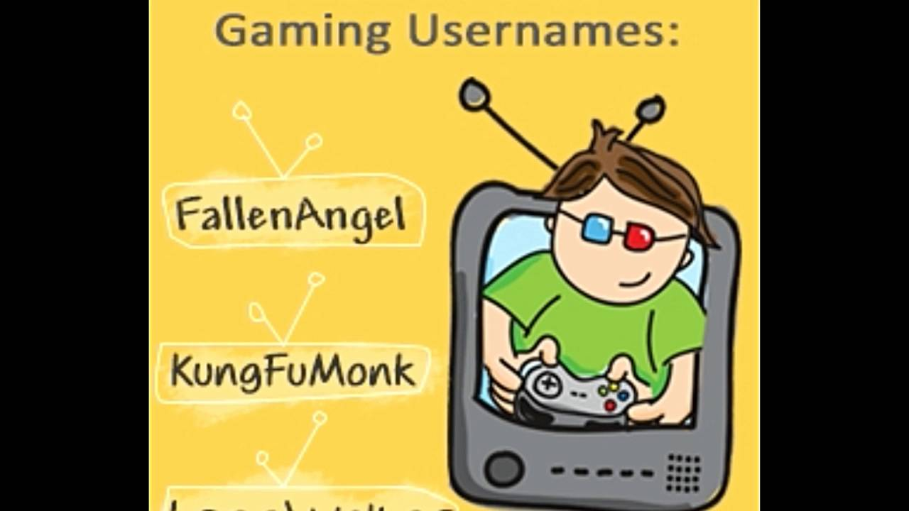56 Innovative and Cool Usernames for Online Games