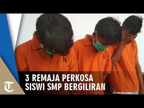 Siswi SMP Diperkosa 3 Remaja Bergiliran, Para Pelaku Berperan Dari Buka Baju, Ancam, Dan Eksekusi