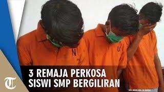 Download lagu Siswi SMP Diperkosa 3 Remaja Bergiliran Para Pelaku Berperan dari Buka Baju Ancam dan Eksekusi MP3