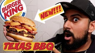 BURGER KING | Fast Food Review | DevTV