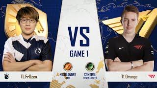 Team Liquid vs T1 - Semifinals - Gold Club World Cup