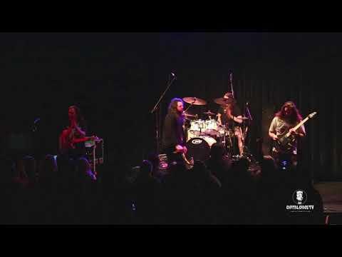 "The Faceless ""The Spiraling Void"" live in Petaluma, California"