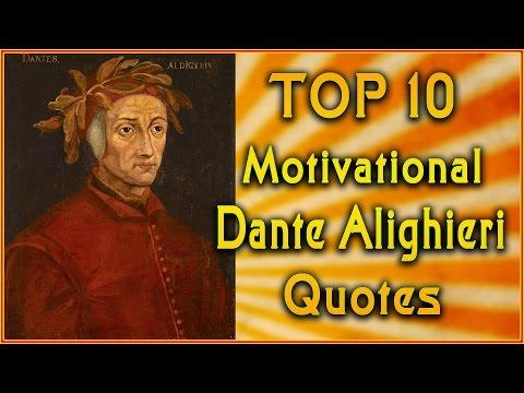 Top 10 Dante Alighieri Quotes | Inspirational Quotes | Inferno Quotes