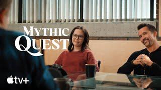 Mythic Quest — ตัวอย่างซีซัน 2   Apple TV+