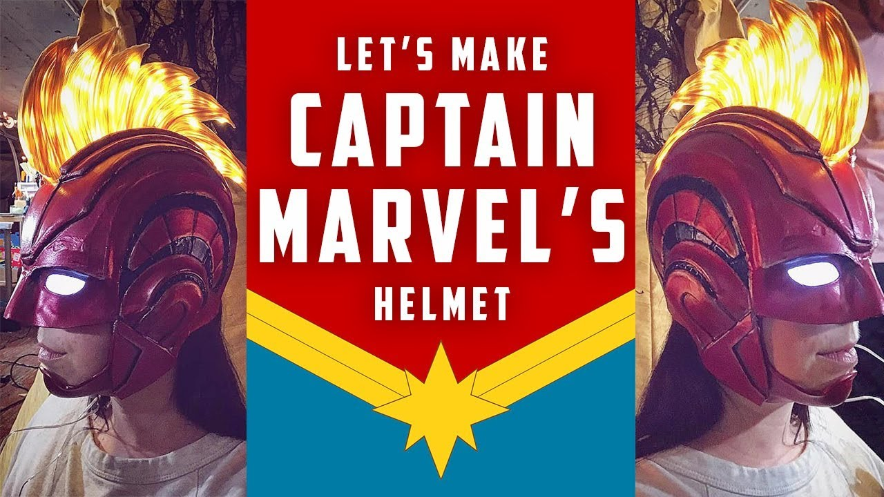 Diy Captain Marvel Suit Mcu Youtube Endgame captain marvel cosplay costume sources: diy captain marvel suit mcu youtube