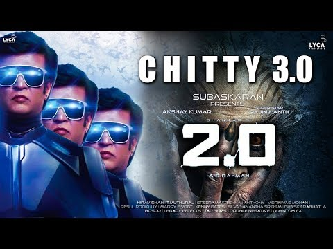 2.O Story Revealed | Decoding Chitty 2.O | 2.O Official Teaser | Rajinikanth | Shankar | Enthiran 2