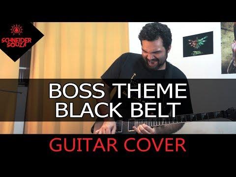 Black Belt  - Boss Theme | Best Master System Music | Schneider Souza