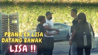 EX LISA DATANG BAWAK LISA BALIK !! - PRANK RAHIM GELABAH !!