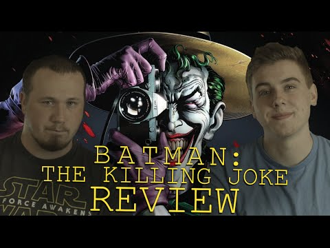 Batman: The Killing Joke -- Movie Review And Discussion (No Spoilers)