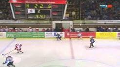 Lausitzer Füchse 2:3 Eispiraten Crimmitschau (Eishockey 2. Bundesliga 2010/2011)