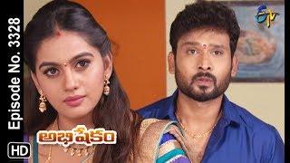 Abhishekam | 14th September 2019 | Full Episode No 3328 | ETV Telugu