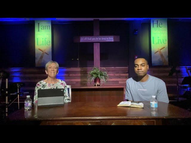 Lenten Series - Creator God's Story of Hope #21 - (03/12/2021)