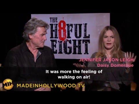 Jennifer Jason Leigh: 'The Hateful Eight' Saved My Career
