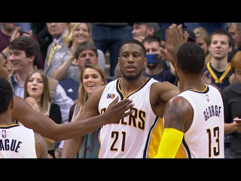 Thad Young Hits Game Winner with 0.9 Left | 12.19.16
