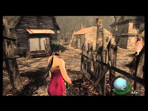 Resident Evil 4 HD: Separate Ways | Part 3: No animals were harmed! (German)