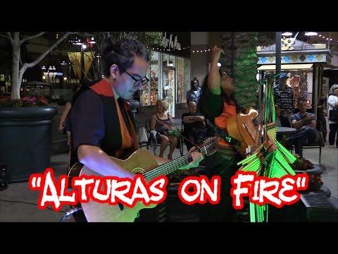 Alturas on Fire