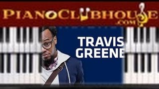 MADE A WAY - Travis Greene (easy gospel piano lesson tutorial)