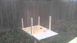 Building A Doghouse - Normalguydiy