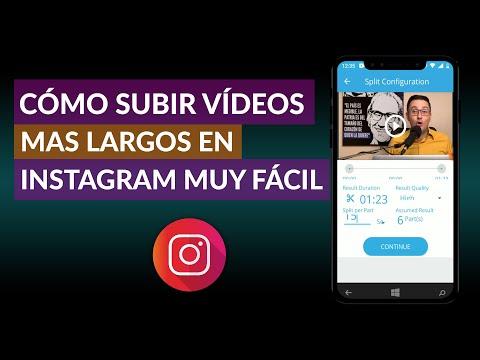 Cómo Subir Vídeos más Largos en Instagram - Instagram Stories