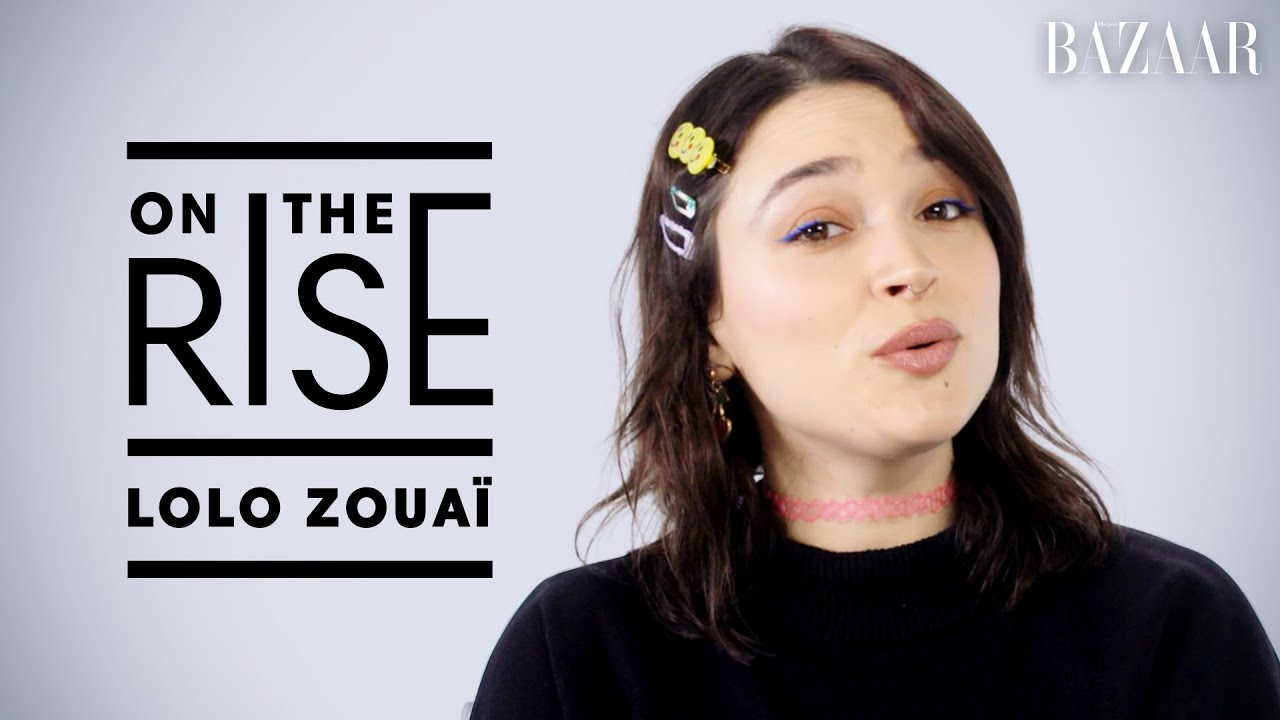 Lolo Zouaï Talks Touring with Dua Lipa and High Highs to Low Lows | On The Rise | Harper's BAZAAR