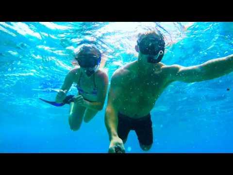 Snorkeling Fisheye, Guam