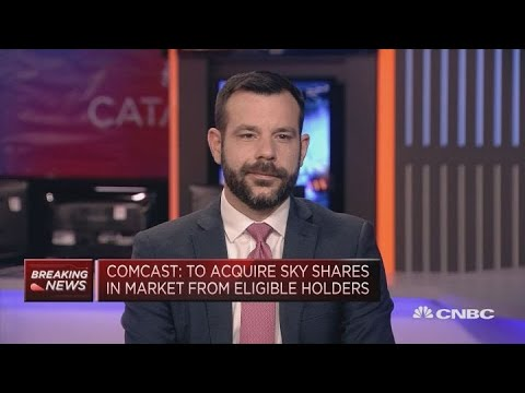 There is a battle between traditional media groups and internet players: Analyst | Squawk Box Europe