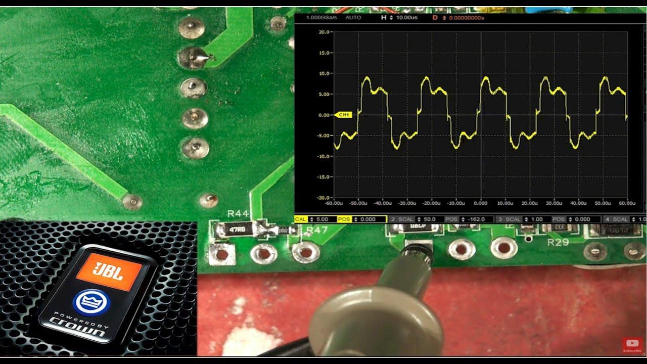 Download JBL PRX518s  Dead no power Detailed repair and Diagnostic Part 2