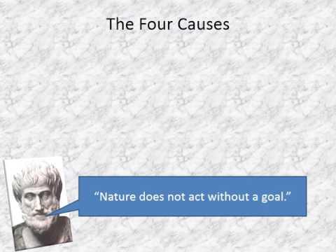 Aristotle: OCR New Spec