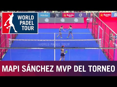 Mapi Sánchez Alayeto, MVP Final A Coruña Open | World Padel Tour