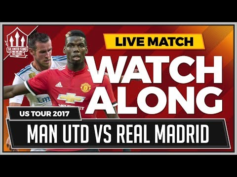 REAL MADRID vs MANCHESTER UNITED Super Cup Live Stream Watch